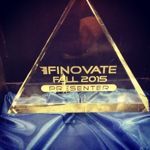 FInovate Trophy