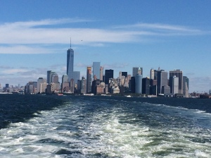 newyork from ferry
